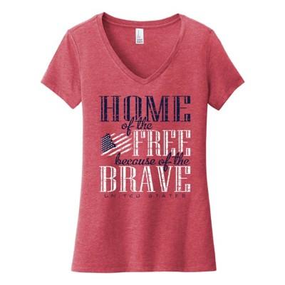 Women's Spectrum Free Brave T-Shirt