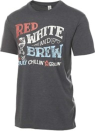 Men's Pima Grillin' & Chillin' Short Sleeve Shirt