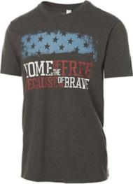 Men's Pima Home Free Short Sleeve Shirt