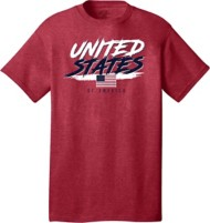 Men's Spectrum United States Short Sleeve Shirt