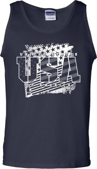 Men's Spectrum United Tank