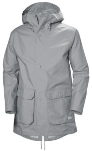 Men's Helly Hansen Elements Full Zip Raincoat