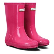 Toddler Girls' Hunter Classic Gloss Rain Boots