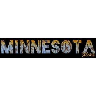 Minnesota Flank Decal