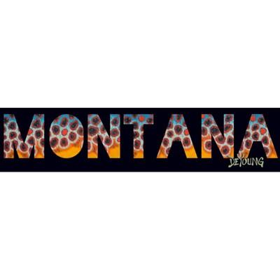 Montana Flank Decal
