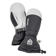 Men's Hestra Army Leather Heli Ski Mittens