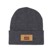 Home State Apparel Leather Patch State Beanie