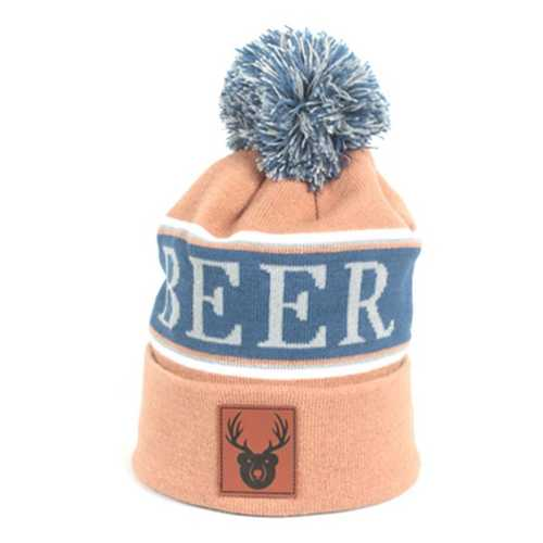 Cirque Beer 2.0 Pom Beanie