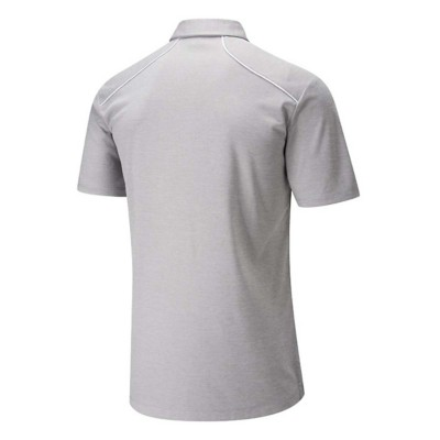 Men's Ping Harrison Heather Golf Polo
