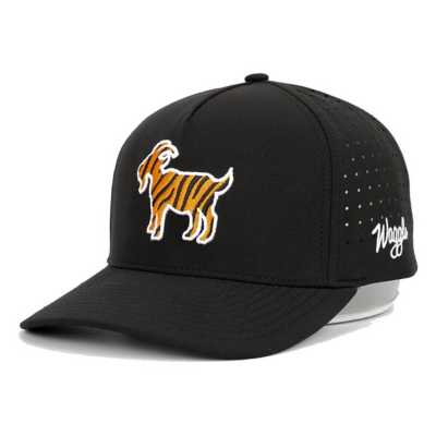 Waggle The GOAT Golf Hat
