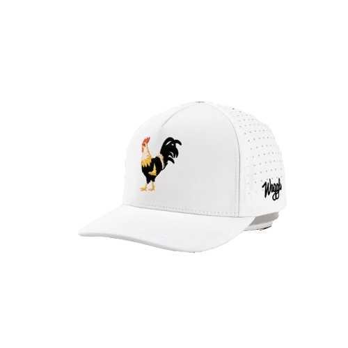 Waggle Feelin Cocky Golf Hat