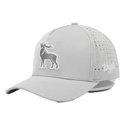 Waggle Moose Is Loose Golf Hat