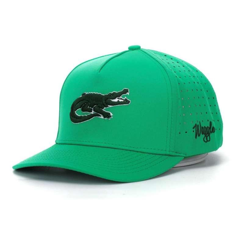 Waggle Gator Golf Hat