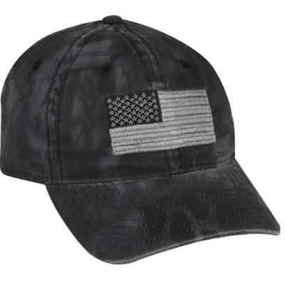 Outdoor Cap Company American Tonal Flag Hat