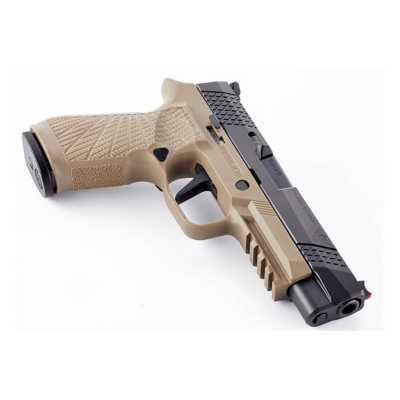 Wilson Combat Sig Sauer P320 Full Size 9mm Pistol