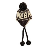 Youth Rubee Nebraska Pom Beanie