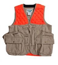 Men's Scheels Outfitters Premium Blaze Orange Upland Vest
