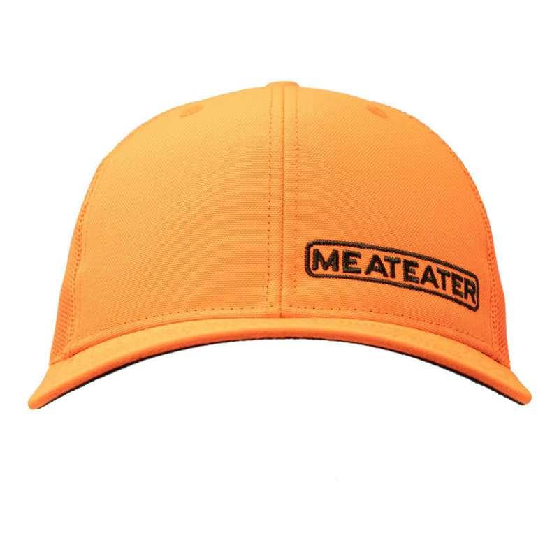 Men's MeatEater Blaze Orange Trucker Cap