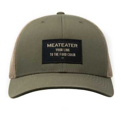 Men's MeatEater Link To The Food Chain Trucker Cap