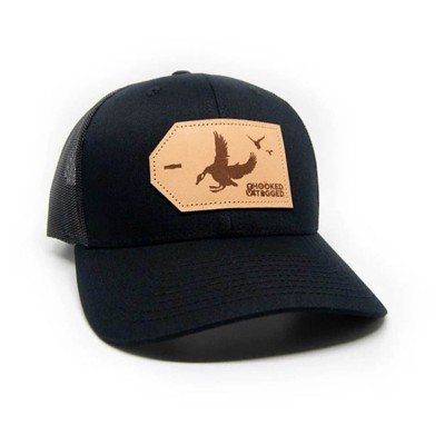 Hooked And Tagged Goose Patch Hat