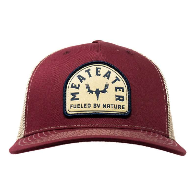 Men's MeatEater Badge 5 Panel Trucker Cap