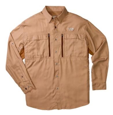 Men's Scheels Outfitters Long Sleeve Fishing Shirt