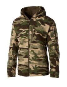 Men's Scheels Outfitters Wool Fleece Hooded Jacket