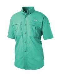Men's Scheels Outfitters Short Sleeve Fishing Shirt