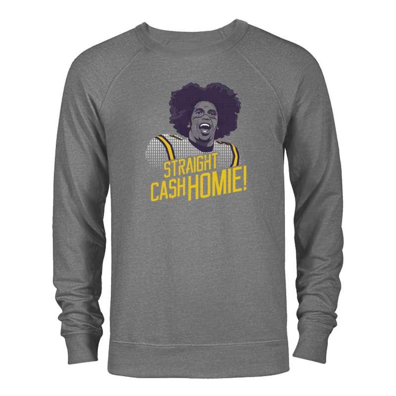 SotaStick Straight Cash Crewneck Sweatshirt