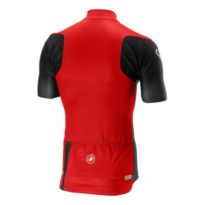Men's Castelli Entrata 3 Full Zip Cycling Jersey