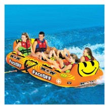 Wow Watersports FaceOff 4 Person Tube