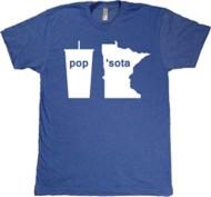 Adult Minnesota Awesome Pop Sota T-Shirt