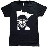 Adult Minnesota Awesome Hockey T-Shirt