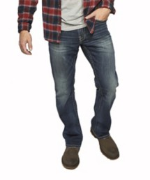 Men's Seeded & Sewn Isaac Bootcut Jean