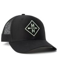 Sota Clothing MN Pine Diamond Snapback Cap