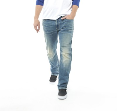 Men's Seeded & Sewn Adam Athletic Fit Stretch Jean