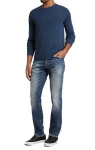 Men's Mavi Marcus Slim Straight Leg Jean