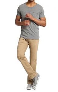 Men's Mavi Zach Straight Leg Jean