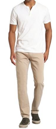 Men's Mavi Zach Straight Leg Pant