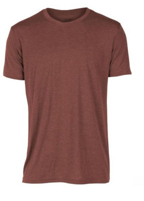 Men's Seeded & Sewn Tri Blend T-Shirt