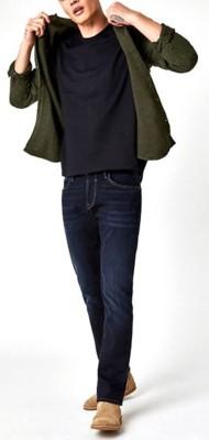 Men's Mavi Marcus Straight Leg Jeans