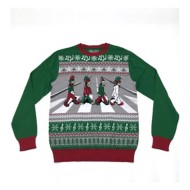 Men's Ugly Christmas Sweater Abbey Road Sweater
