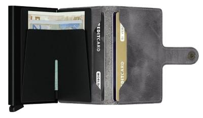 Men's Secrid Vintage Mini Wallet