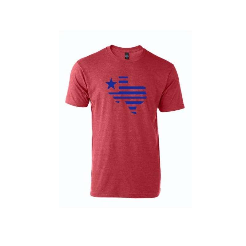 Men's Bullzerk Texas Silhouette T-Shirt