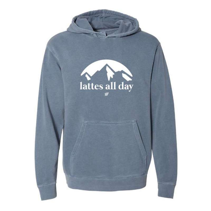 Men's You Betcha Lattes All Day Hoodie
