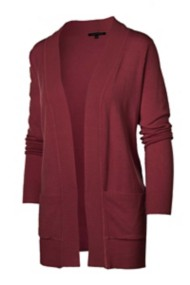 Women's Staccato Oversized Banded Cardigan
