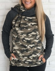 Women's Ampersand Ave DoubleHood™ Sweatshirt