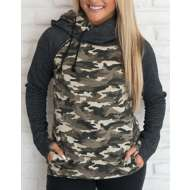 Women s Ampersand Ave DoubleHood™ Sweatshirt ... 4c74e6d11