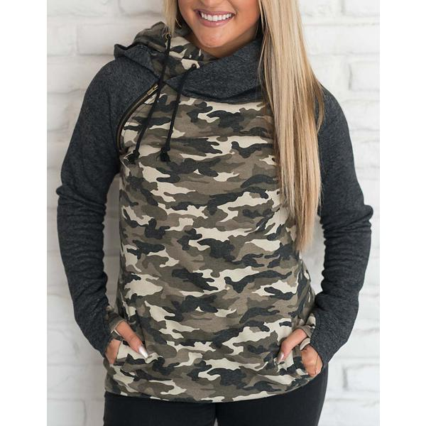 Women s Ampersand Ave DoubleHood™ Sweatshirt  9d35f0cbe