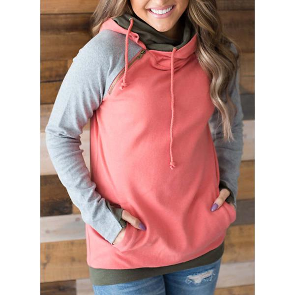 check out 6624c a9f28 Women's Ampersand Ave DoubleHood™ Sweatshirt